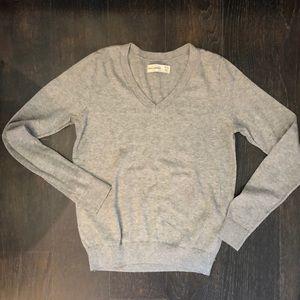 Girls Knit Abercrombie sweater